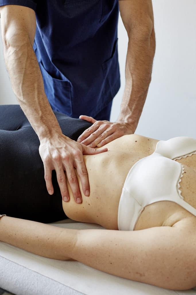 Approccio osteopatico viscerale